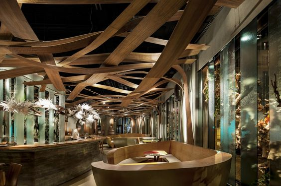 The Ikibana Paral Restaurant by El Equipo Creativo