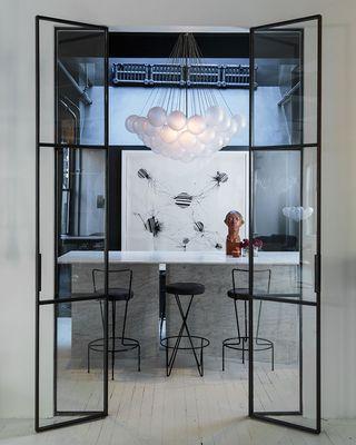Unbearably Beautiful Apparatus Studio in Manhattan, New York.