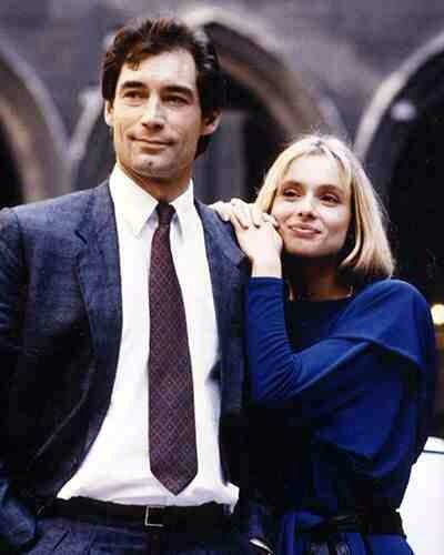 The Living Daylights Timothy Dalton