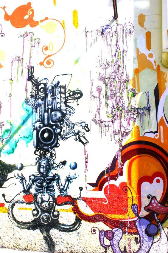 Dia Nacional do Graffit, parabéns a todos os grafiteiros brasileiros