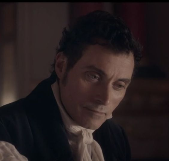 Rufus as Lord Melbourne in Victoria