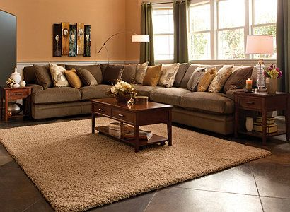 Cindy Crawford Fontaine Casual Living Room Collection Design Tips Ide