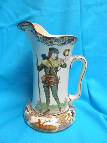 Robin Hood pitcher, 1906