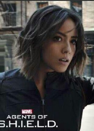 Daisy from Agents of S.H.I.E.L.D. Clothing Hair, Hair