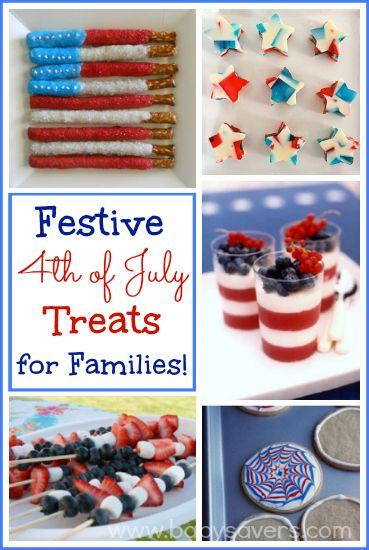 4th july treats recipes