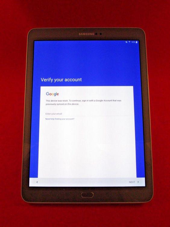 Broken Samsung Galaxy Tab S2 (SM-T813) 32GB 9.7 in 6.0 Marshmello - Sold AS-IS https://t.co/3G99DOxJRV https://t.co/oaUGCJB6vM