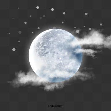 Fiesta De Luna Llena Cumpleanos Feliz Cumpleanos Fiesta De Cumpleanos Night Sky Moon Star Background Blue Background Images