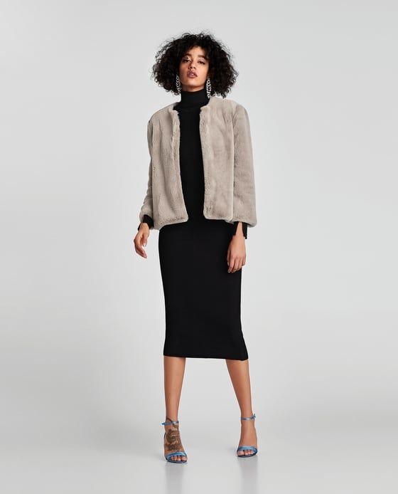 Imagen 1 de CHAQUETA BOLERO de Zara | Chaquetas, Boleros y Zara