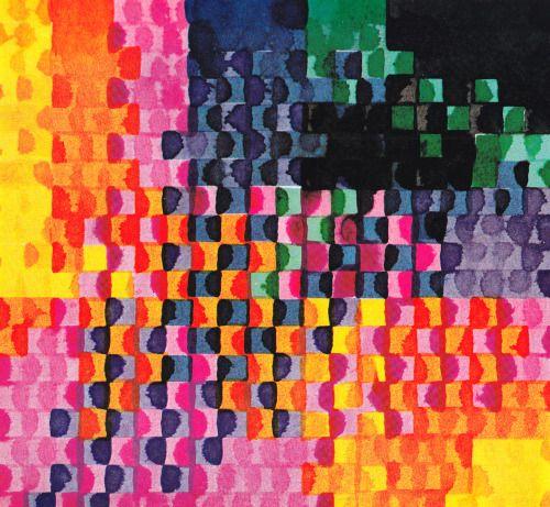 Frieder Nake Matrizenmultiplikation Matrix Multiplication 1967 A Visualization Of Digital Processes Produced Wit Print Patterns Computer Art Drawing Machine