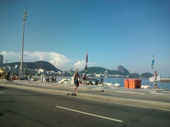 Copacabana (Rio de Janeiro/RJ - Brasil)
