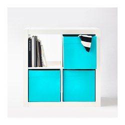 DRÖNA Rangement tissu - bleu - IKEA