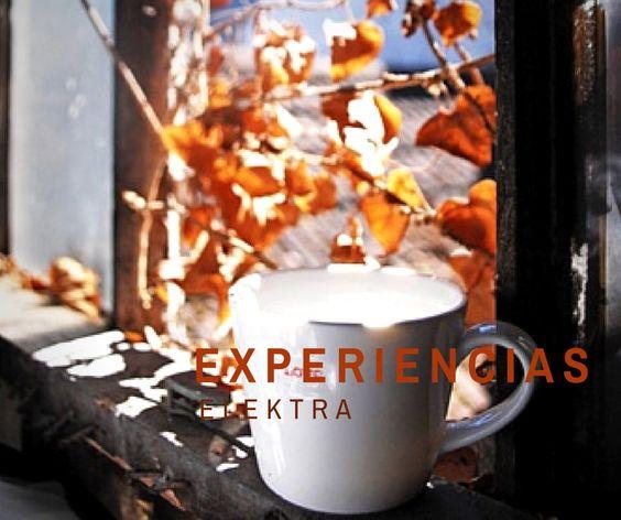 #BuenosDías Dicen que tomar un café de una #Elektra es ¡mucho más que eso! #ExperienciasElektra #coffe #cafe