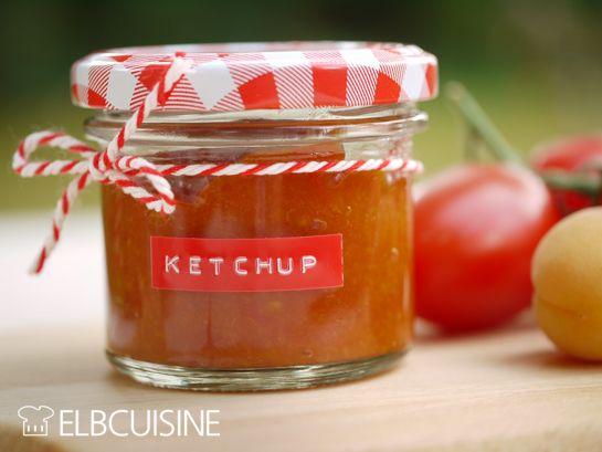Super-Ketchup aus zwei Zutaten und ohne Zucker – aromatisch süß und lecker!