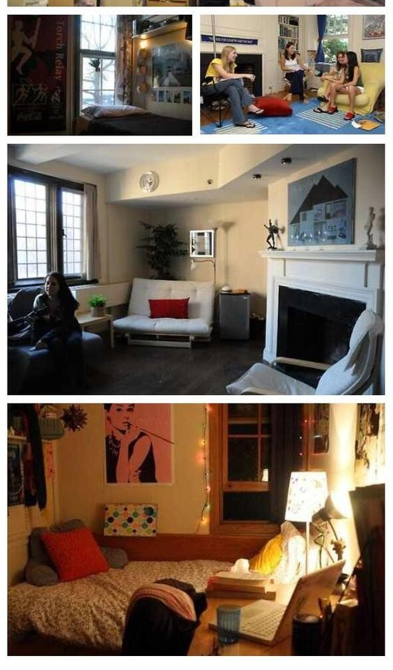 A Glimpse Dorms And Suits At Yale University