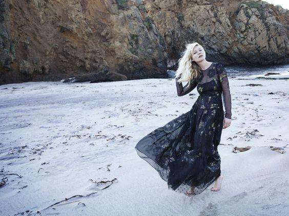 Vogue Italia, February 2012    Shot by Yelena Yemchuk  Styling: Leith Clark