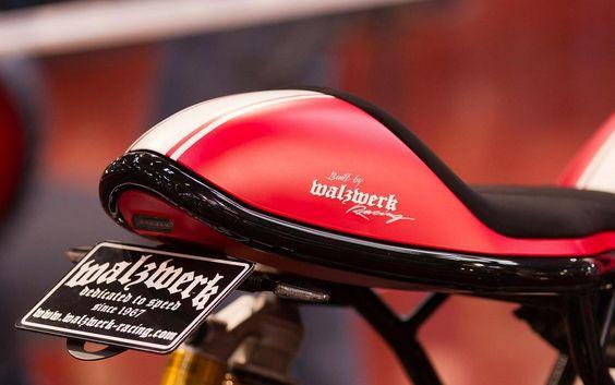 WalzWerk Ducati Rear