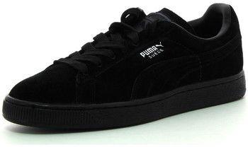 Puma Suede Classic+ Black/Blue