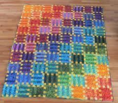 Rainbow quilt idea 3