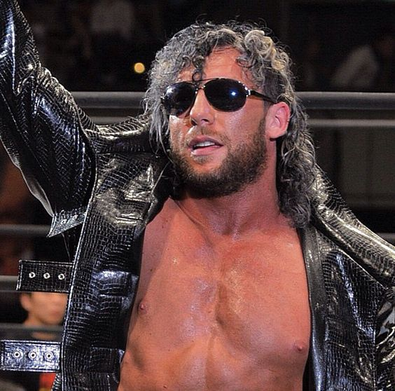 Muere luchador Kenny Omega