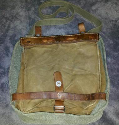 Swiss messenger bag