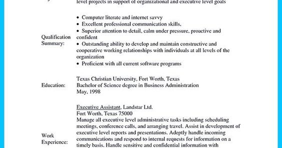 Internet offers various bartender resume template and samples that - entry level administrative assistant resume