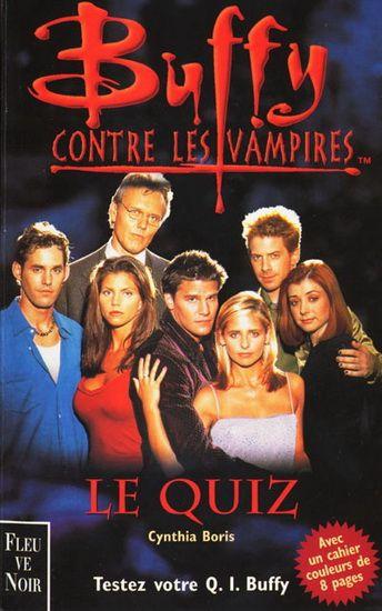Des questions et des réponses pour tester vos connaissances sur Buffy. Porte sur les trois premières saisons.
