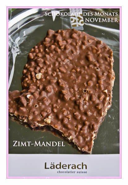 Läderach: Schokolade des Monats, November 2013
