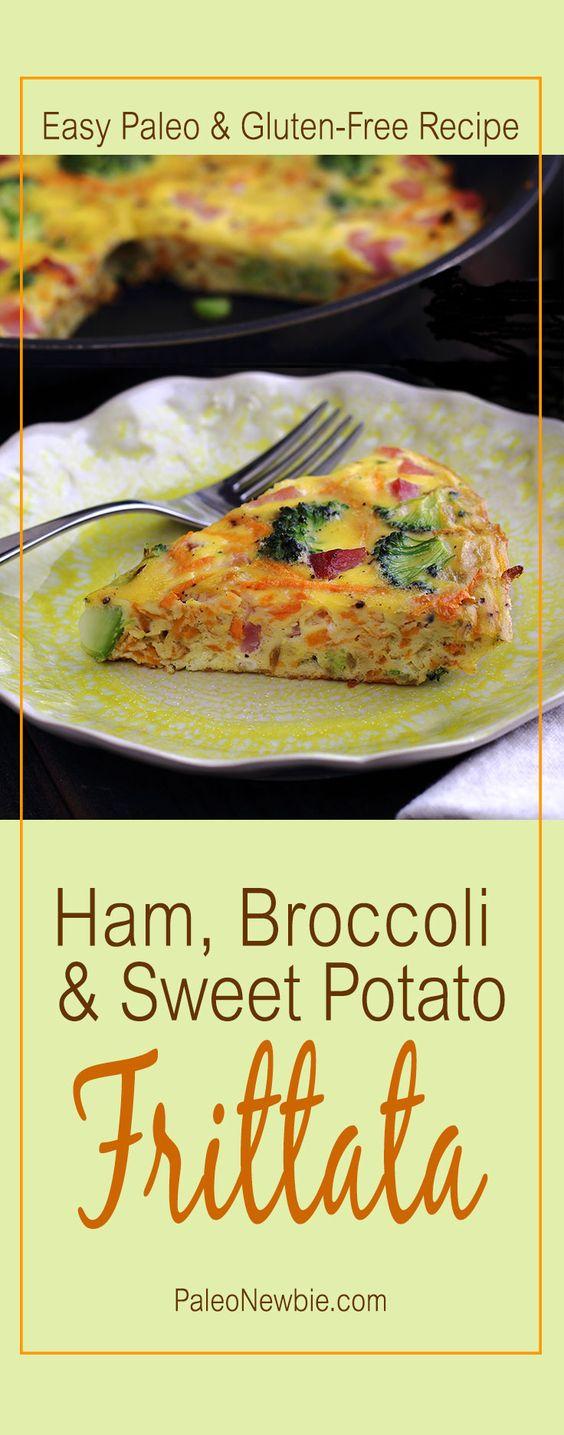 ... Paleo Frittata | Recipe | Sweet potato breakfast, Eggs and Paleo