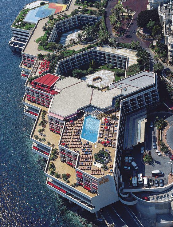 Hotel Fairmont Monaco