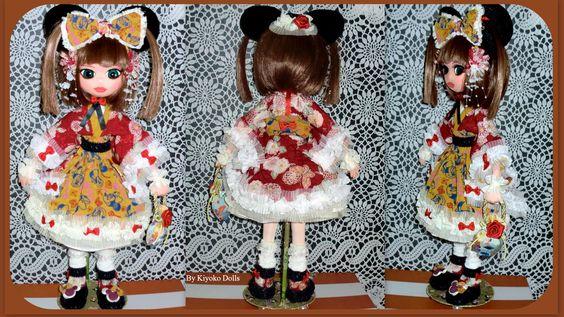 Harajuku doll