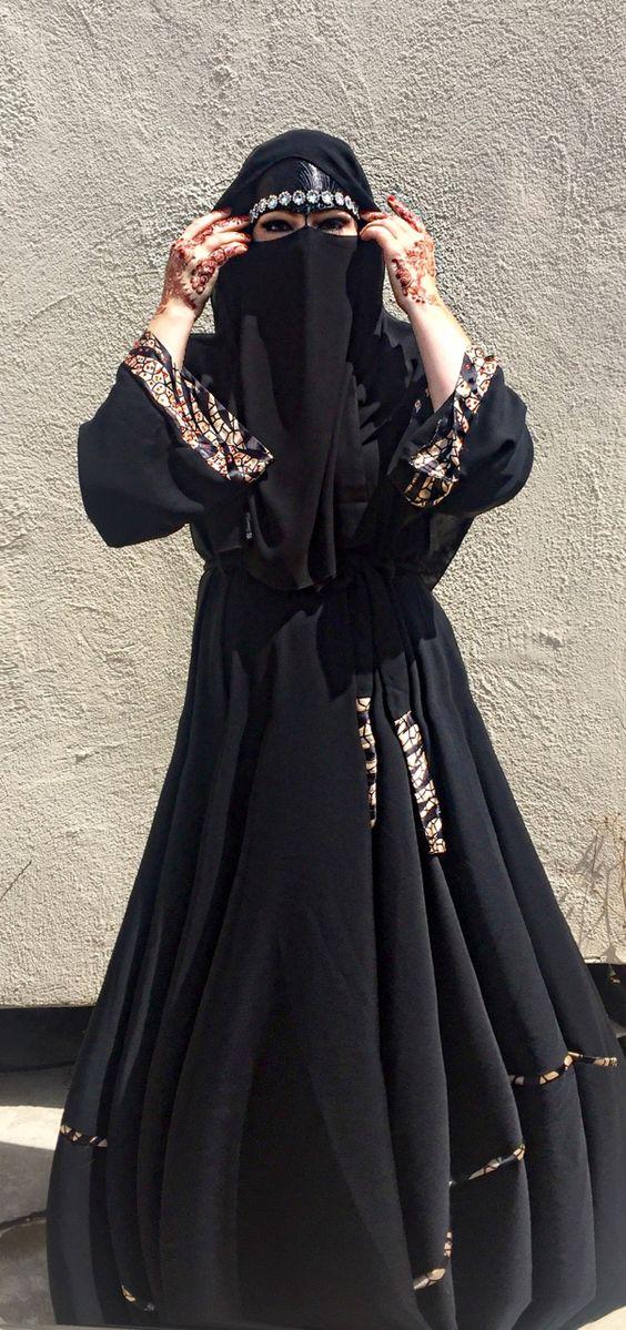 това е така ще бъдем аз, когато нося niqab хаха Ще бъда люлеещ се страхотен грим на очите