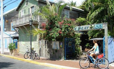 Great restaurant! Blue Heaven - Key West, Florida: Familiar Places, Florida Places, Favorite Places, Key Lime Pie, Fave Places, Florida Keys Luv, Happy Places, Been Places I Ll, Blue Heaven Key West