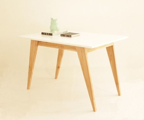 Mesa brooklyn : : : mesa comedor   hierro y madera lapacho ...