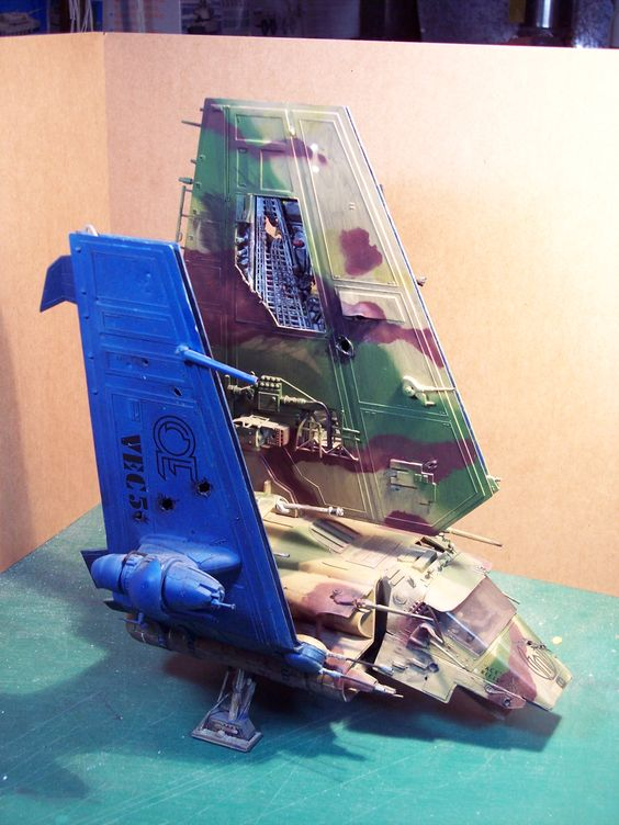 Rebel Shuttle