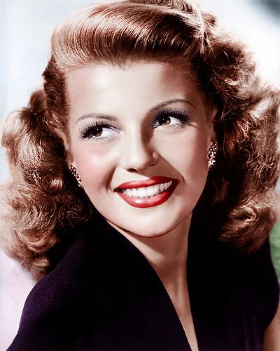 Brooklynite Rita Hayworth was born 10/17/1918 in Brooklyn NY with the name Margarita Carmen Cansino. The dancer & film actress achieved fame during the 1940's as one of the era's top stars. She appeared in a total of 61 films in over 37 years. She is listed by the American Film Institute as one of the 100 Greatest Stars of All Time.