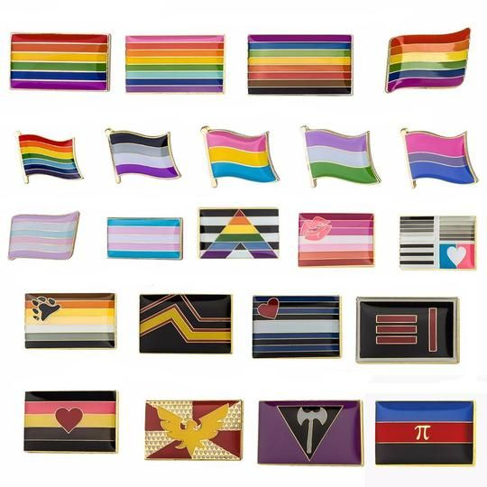 Pin On Lgbt Pride Flags