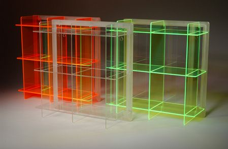 Acrylic Floating Shelves Google Search Office