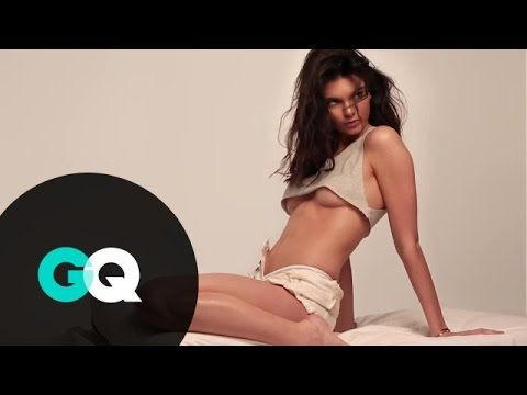 ▶ Kendall Jenner's Sexy GQ Shoot - YouTube