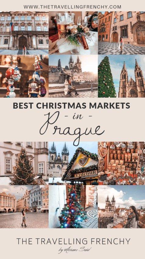 Full List Of Prague S Christmas Markets For 2020 Prague Christmas Market Prague Christmas Christmas In Europe