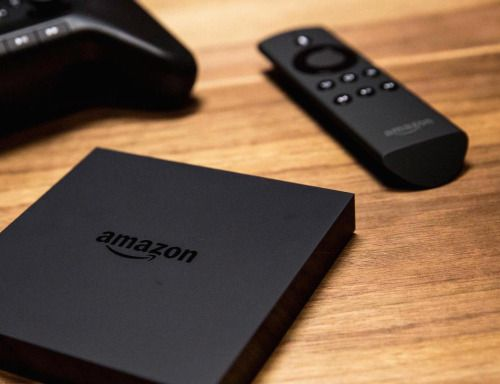 Amazon Fire TV  Connecting Your HDTV to a New World of Online...