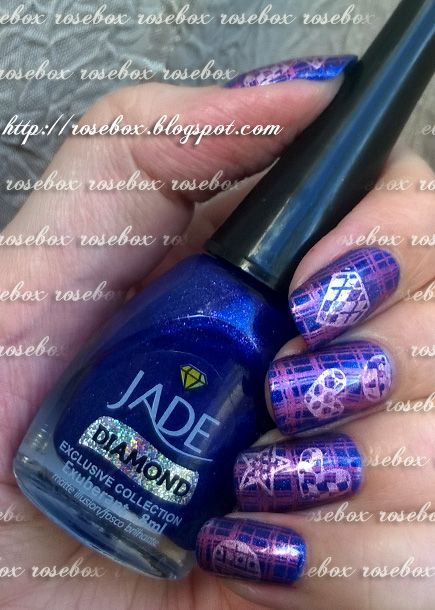 RoseBox: Unhas drag