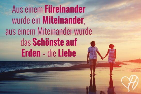 Kennt Ihr dieses tolle Gefühl auch?  #Liebe #Gefühl #Füreinander #Miteinander #Meer #Spruch