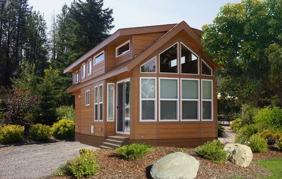 Models modular cabins and home on pinterest Small home models pictures