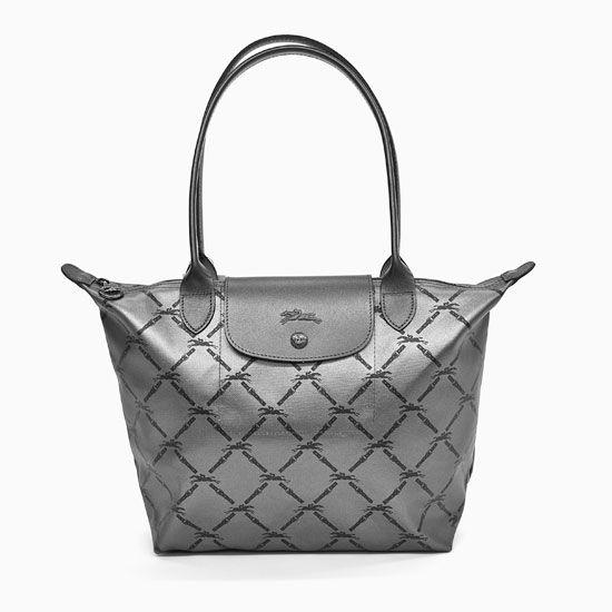 Longchamp Tote Lm Metal