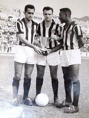 zito pelé santos (Foto: arquivo)