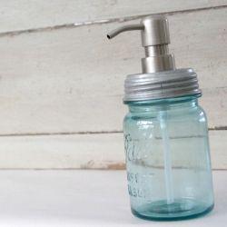 Cute and creative ways to use a mason jar.