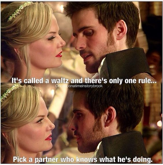 CS-People forget that Killian was from an excellent family with money and of course HE HAS SEEN HIS FAIR SHARE OF BALLS.