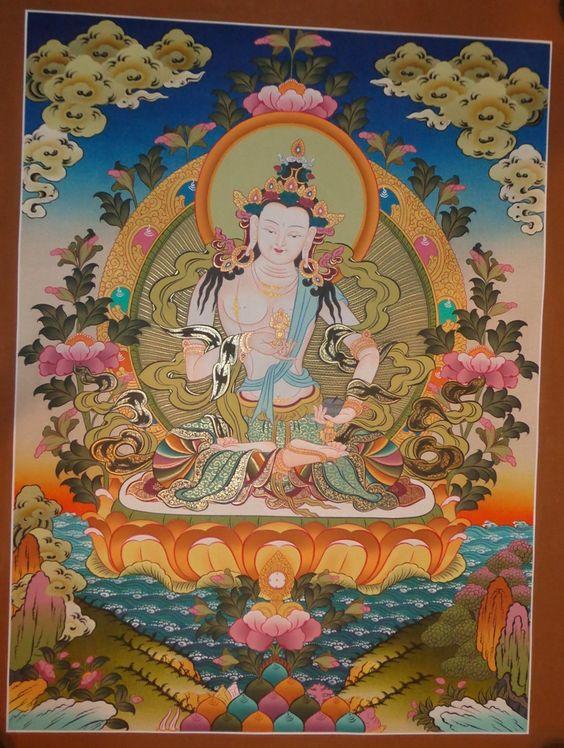 Vajrasattva Buddhizmus