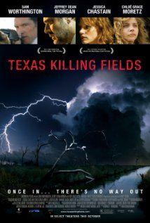 Texas Killing Fields (2011) -  Ami Canaan Mann. Le paludi della morte.  (USA).