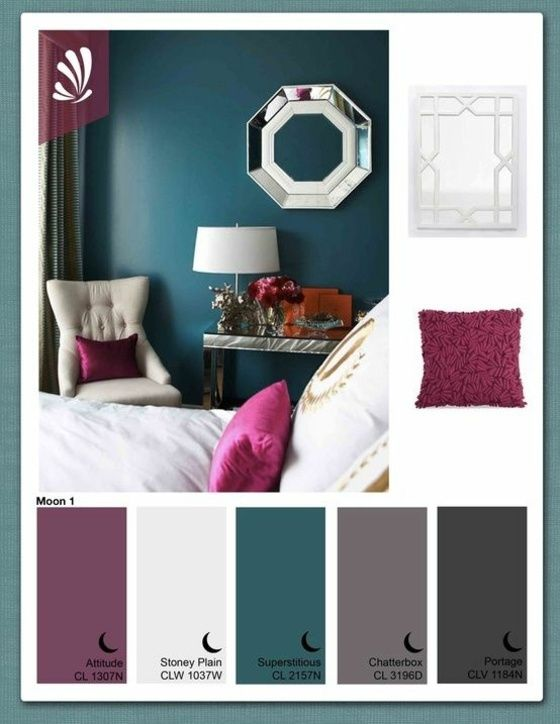 lila violett t ne wandfarbe wohnung pinterest w nde. Black Bedroom Furniture Sets. Home Design Ideas